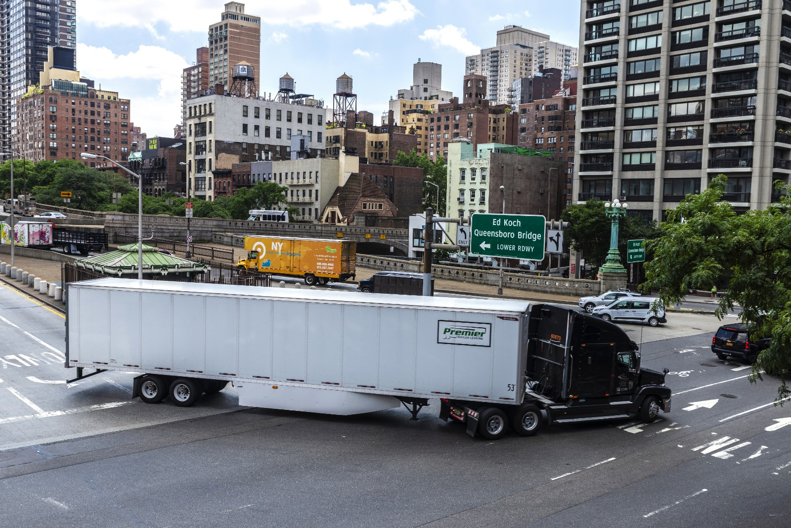 Truck accident Attorney NY